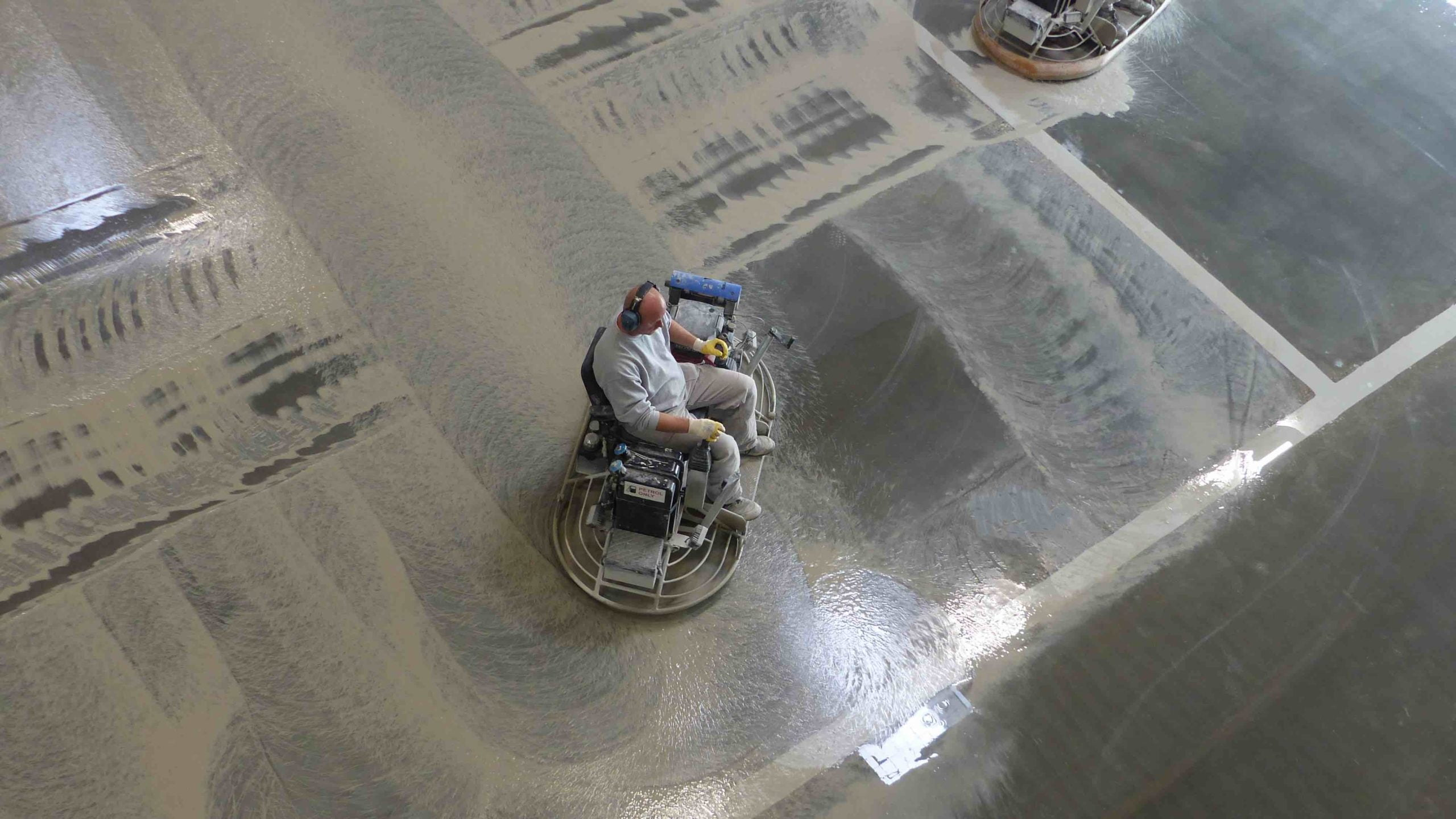 Floor surface preparation