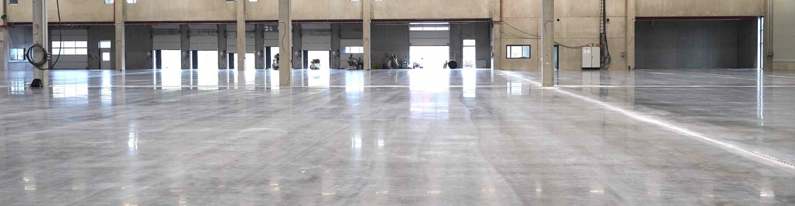 Surface concrete treatment