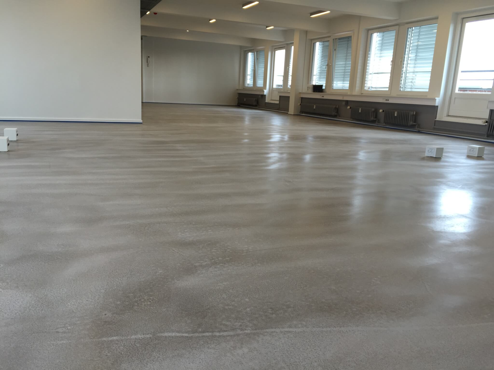 How To Screed A Floor >> What Is The Difference Between Concrete And Screed