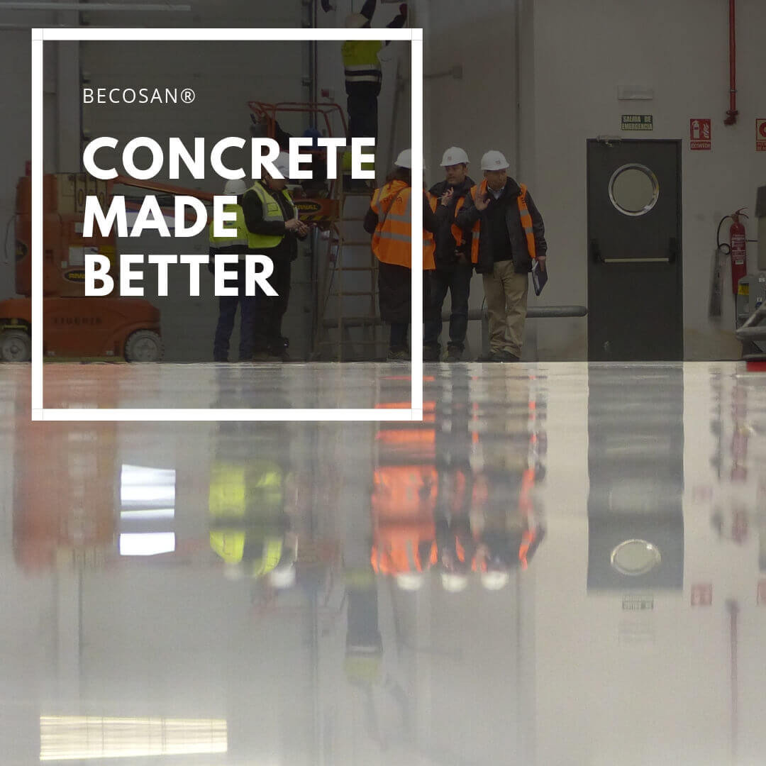 Concrete  made better