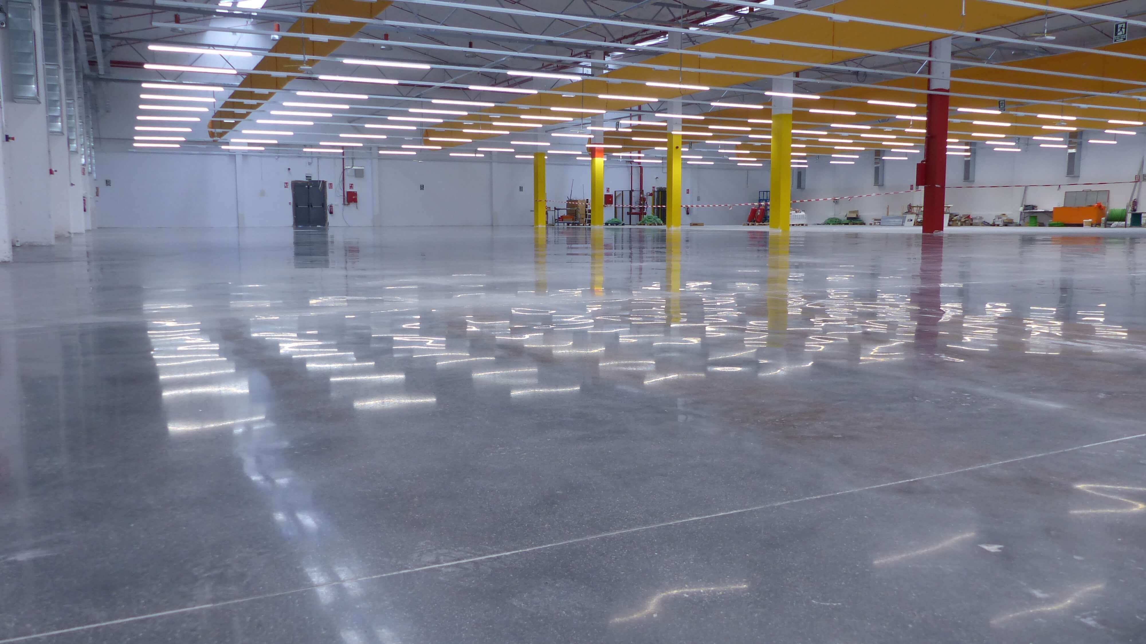 durable industrial flooring