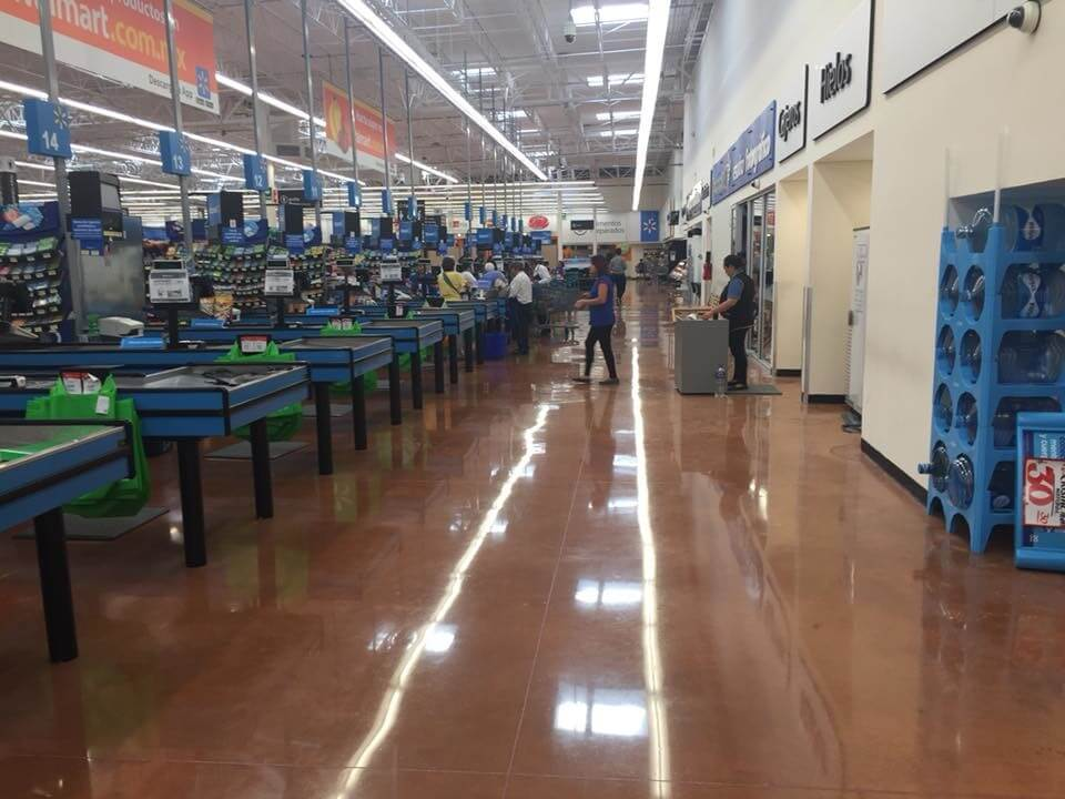 wallmart 2 - Walmart Mexique