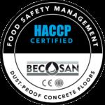 stamp EN-HACCP