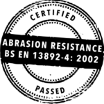 stamp EN-abrasion black