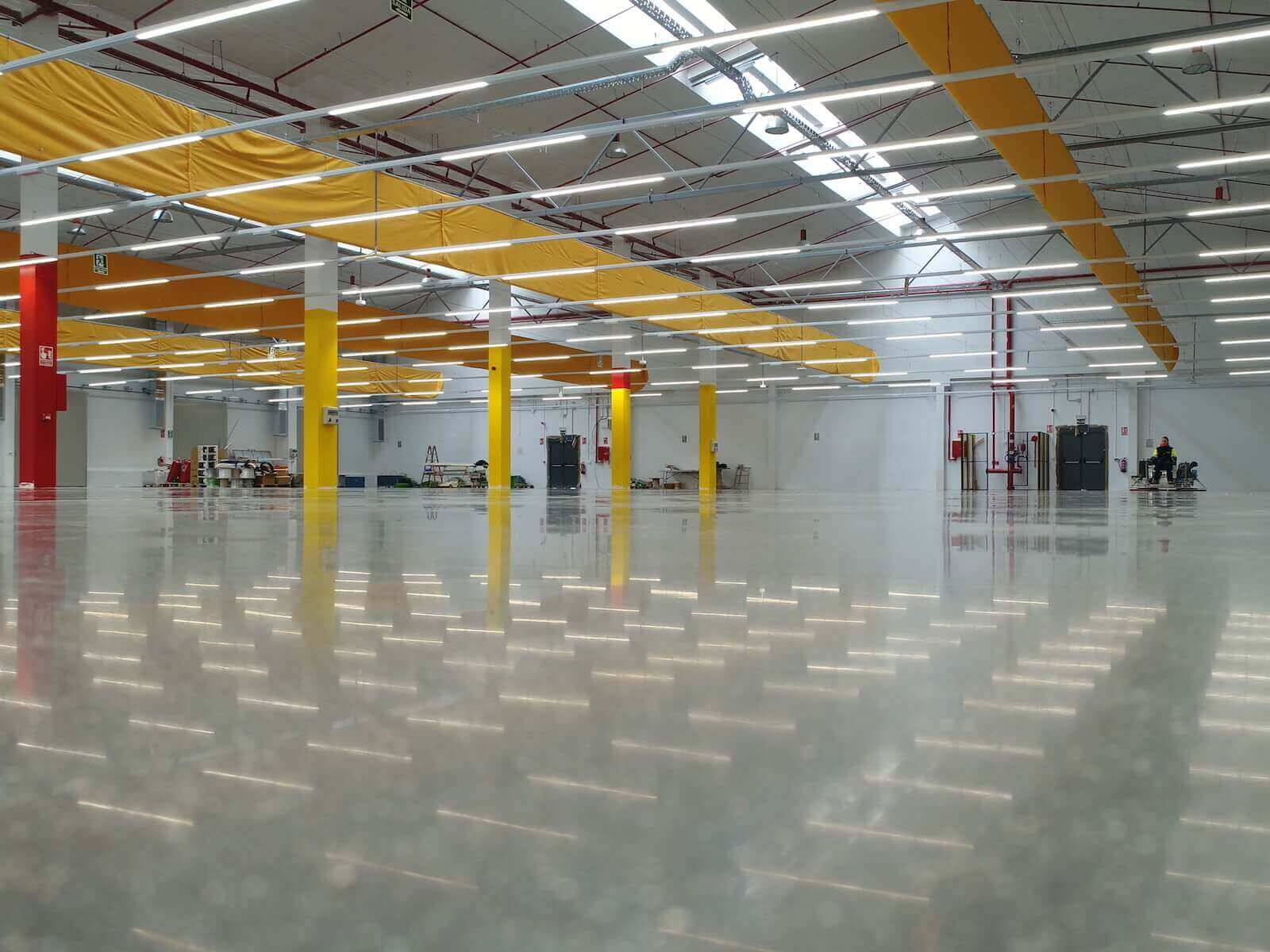 industrial flooring certifications