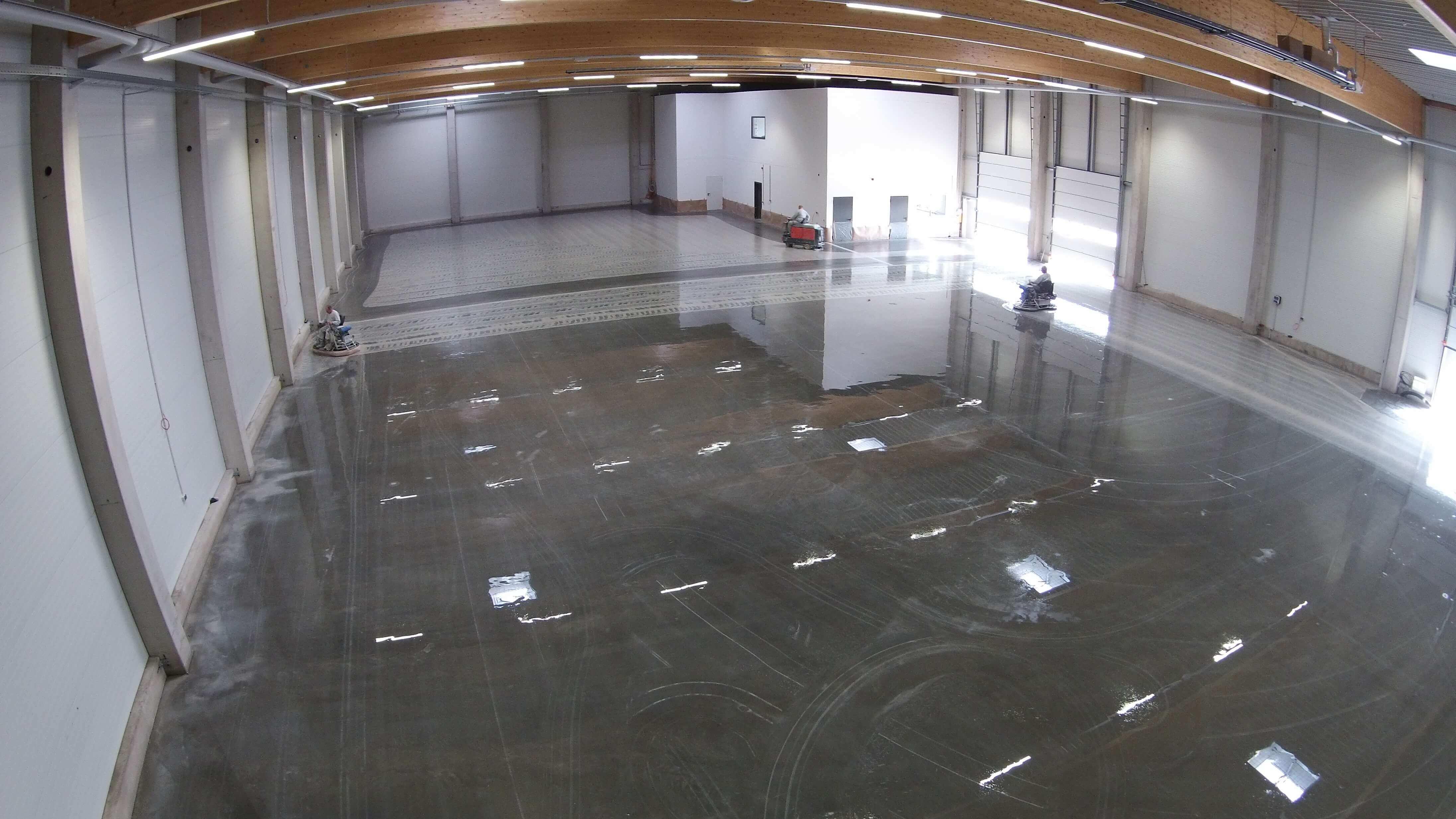 Concrete Flooring Solution