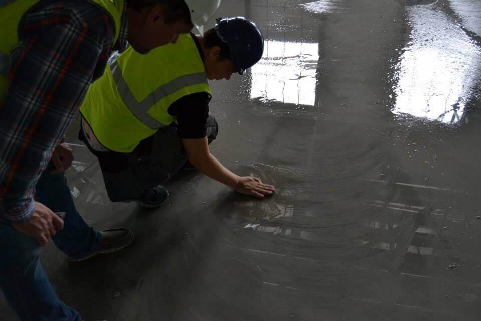 how to choose best concrete floor