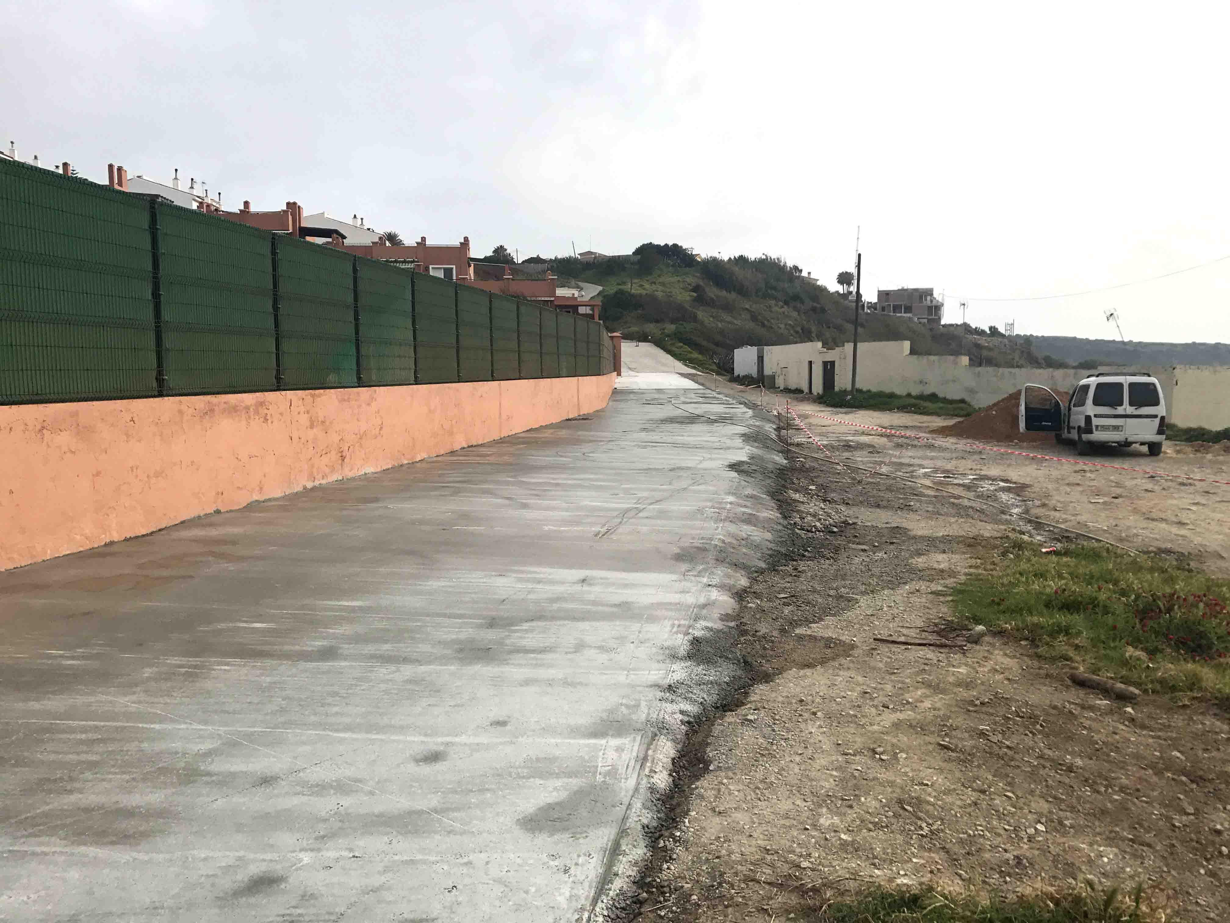 betonweg