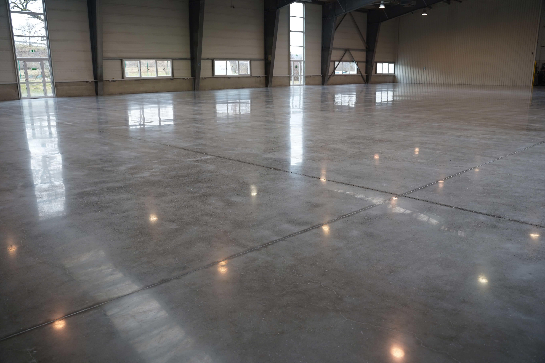 becosan project germany concrete floor7 - Munich - 2000m2