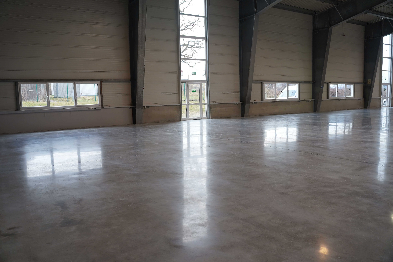 Becosan Project Germany Concrete Floor8 Munich 2000m2