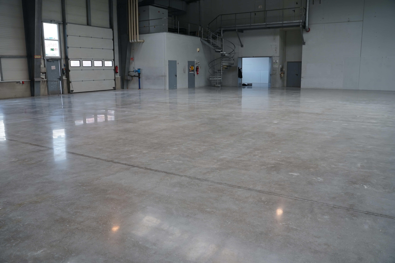 becosan project germany concrete floor9 - Munich - 2000m2