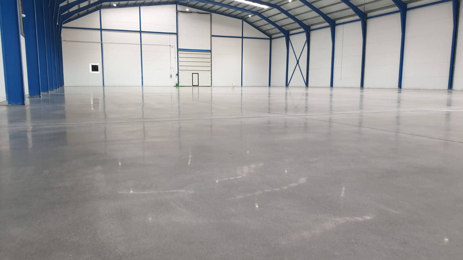 suelos de hormigon pulido para interiores - Hormigón Pulido