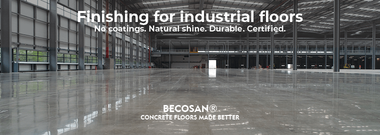 finishing industrial floors