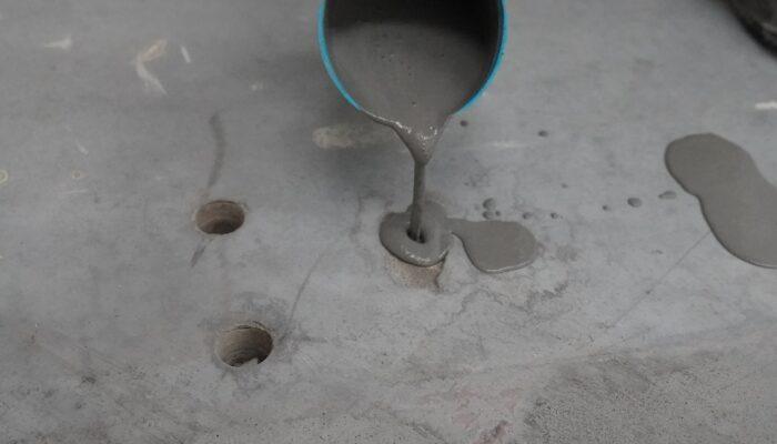 reparar un suelo de hormigon