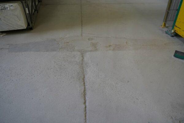 suelo hormigon en mal estado