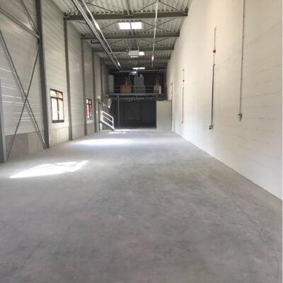 polvere di cemento per pavimenti