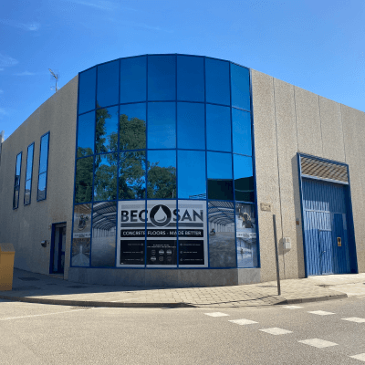 BECOSAN Office Spain