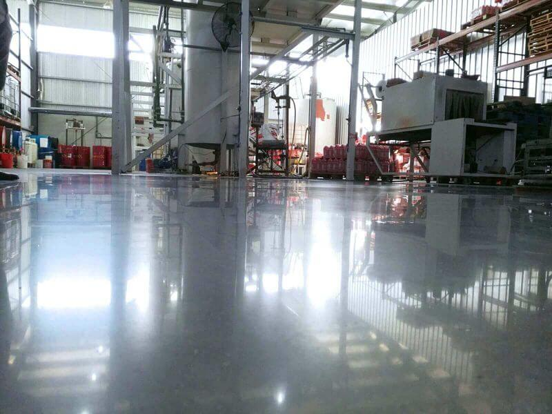 Polished concrete 3