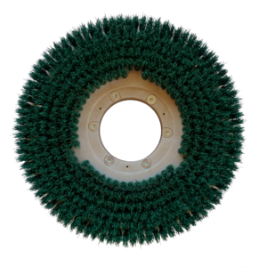 Deepex soft cleaning brush green