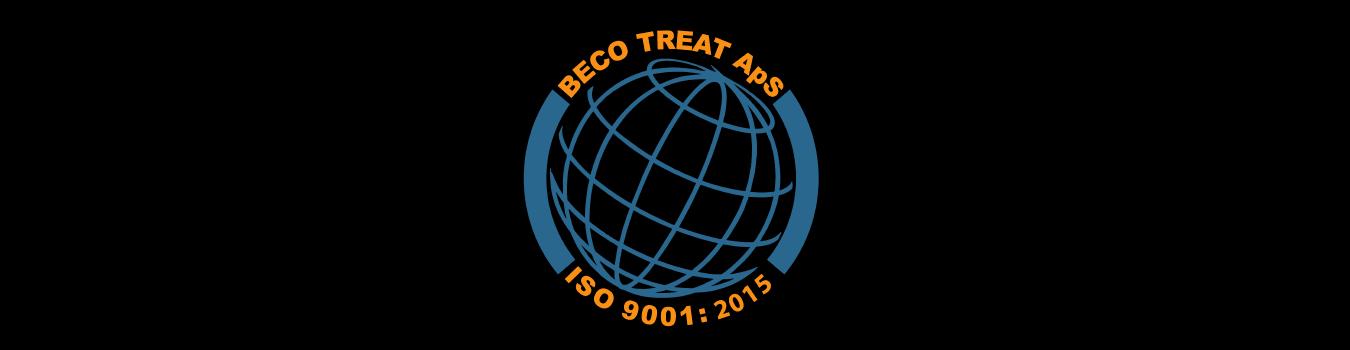 Certificado ISO 90001-2015 BECOSAN