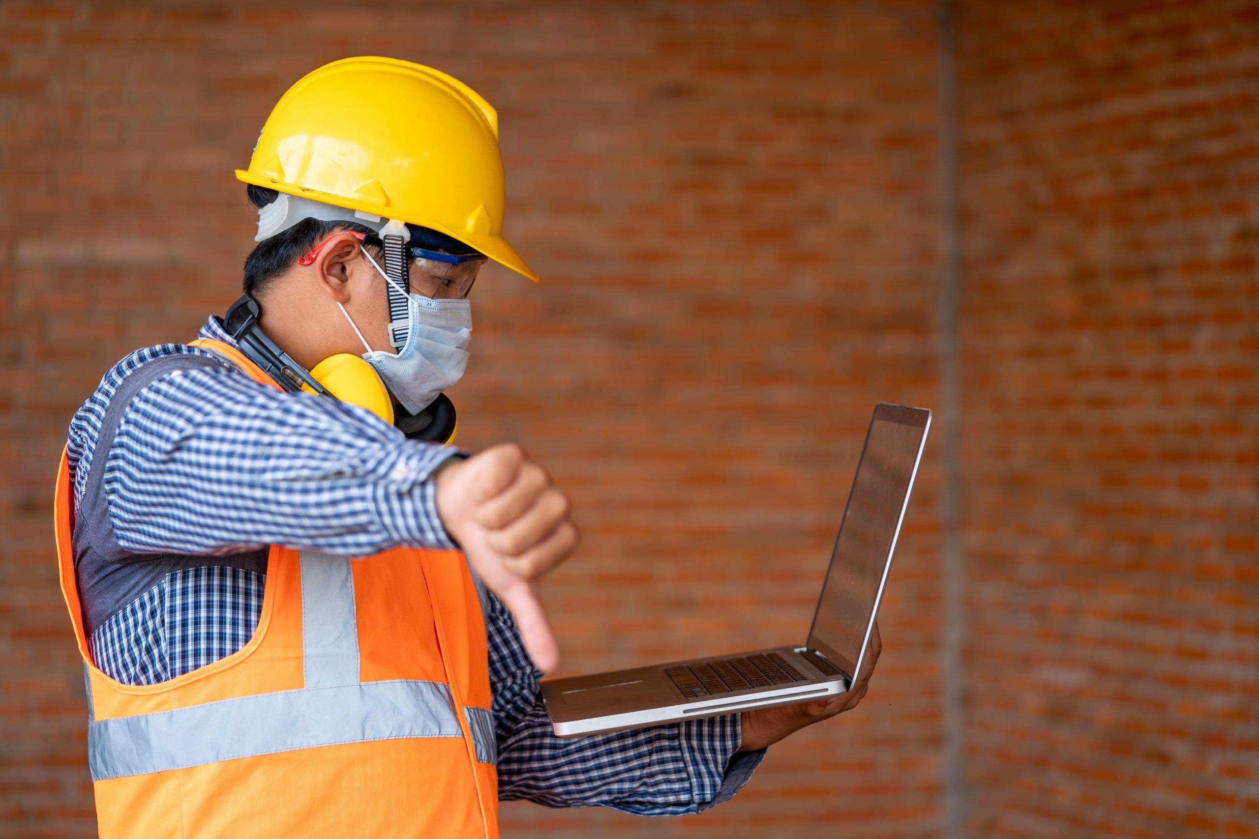 problemas de polvo y los trabajadores-min
