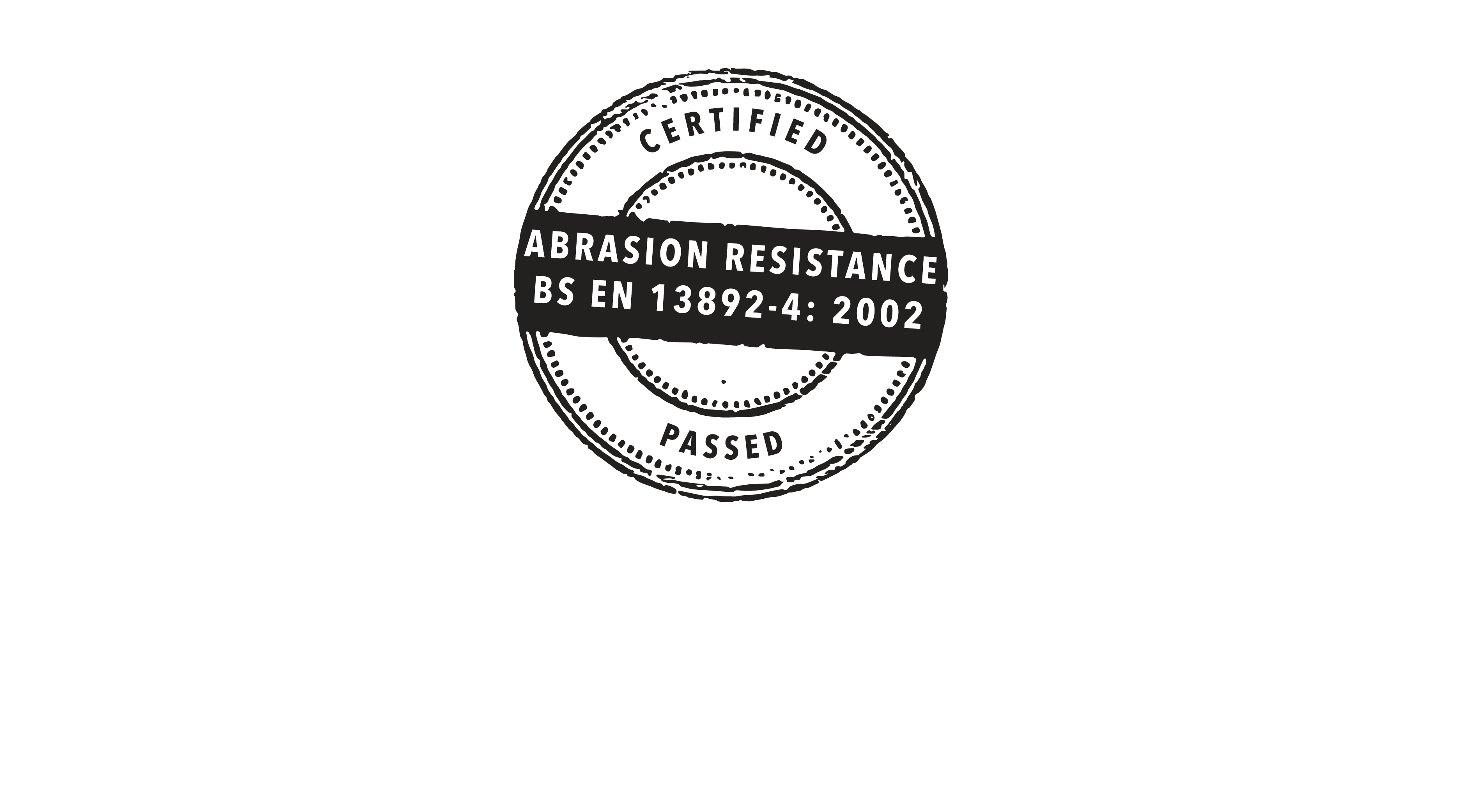 BECOSAN® DIN 52108 Certification – Resistance to abrasion