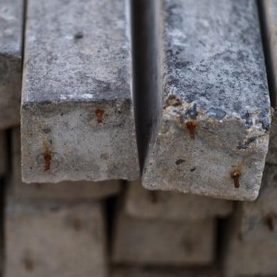 viga de concreto presforzado prefabricado