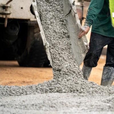¿Qué es el concreto de limpieza?