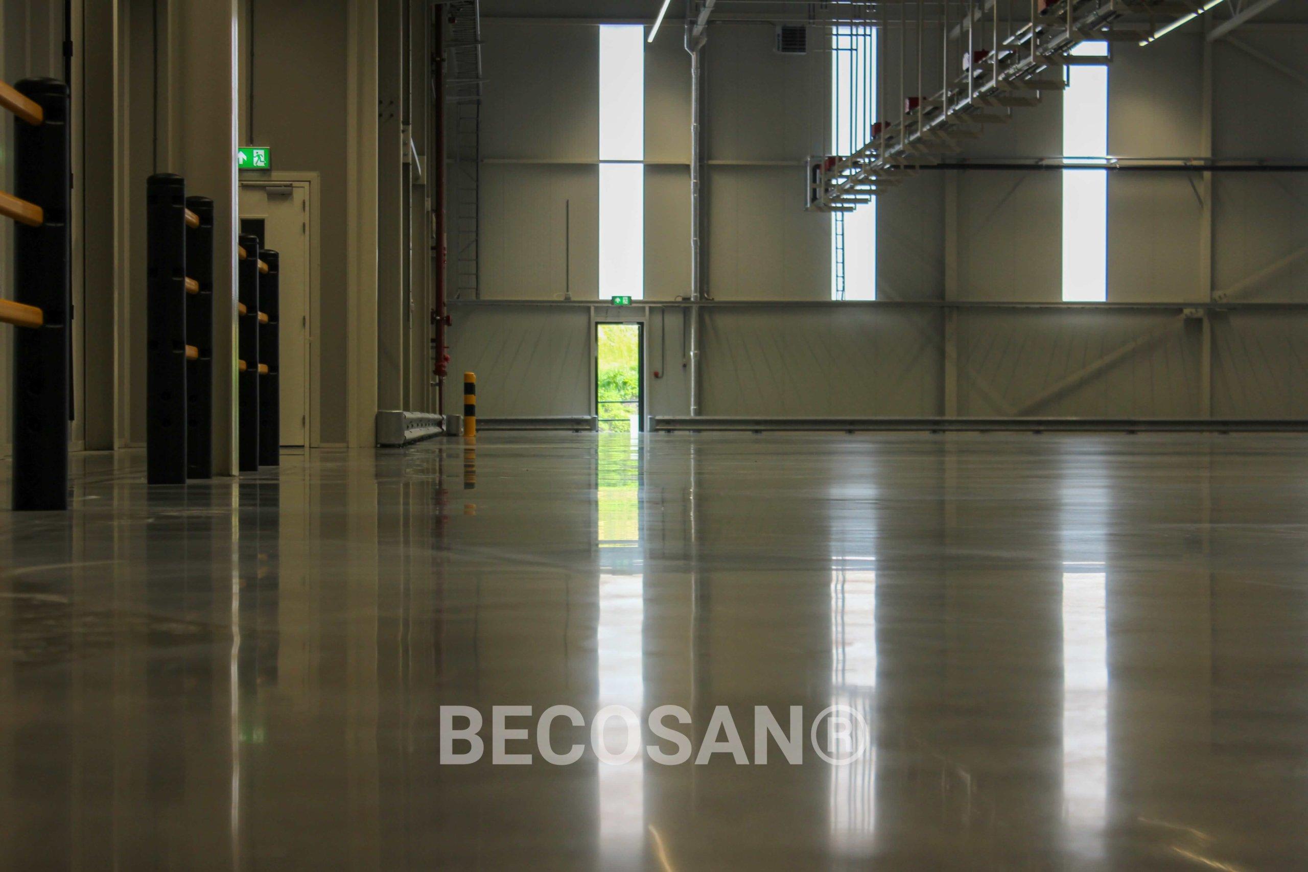 00070hordijk Verpakkingsindustrie Bv. Industrial Floor Treatment