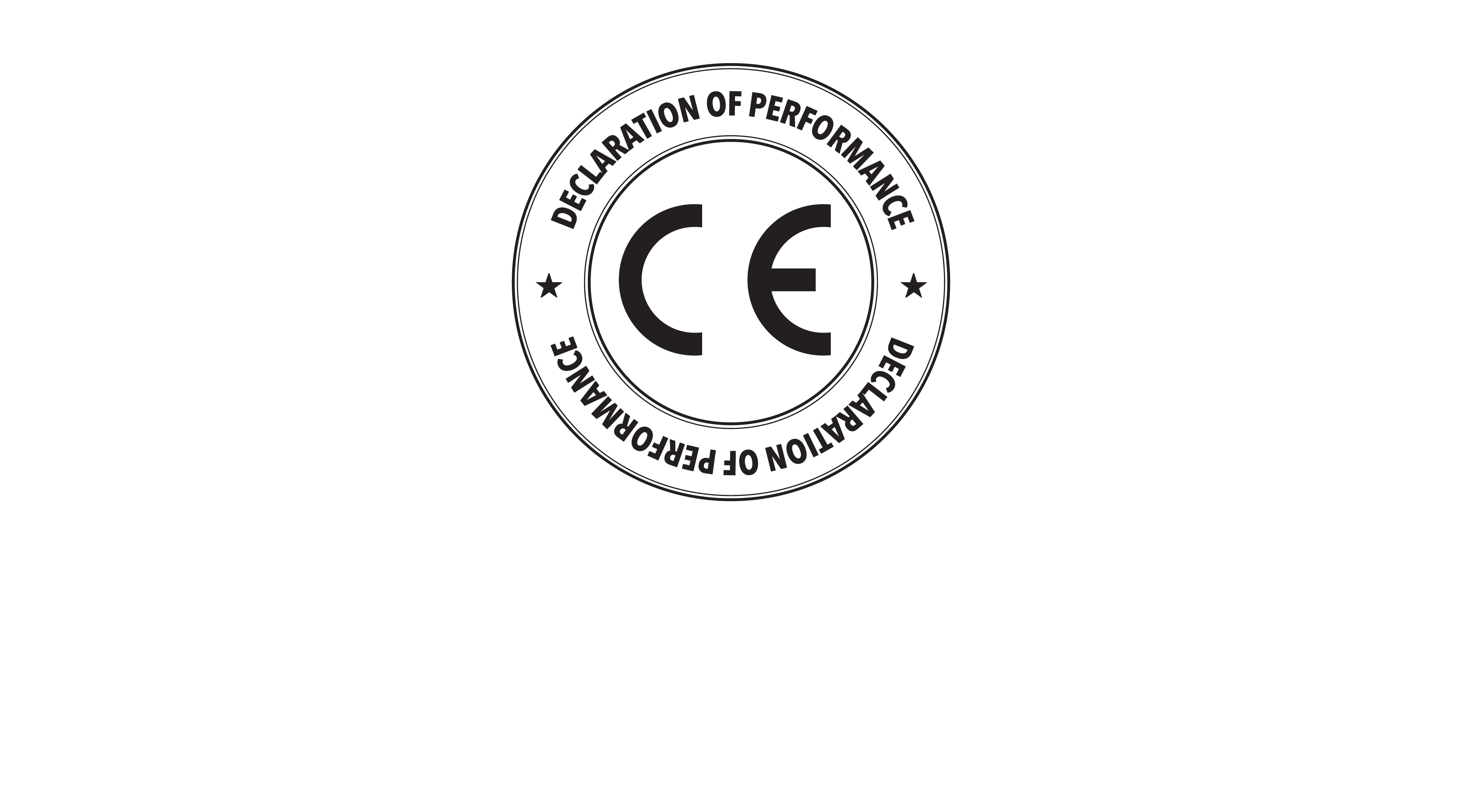 CE – Declaration of performance - BECOSAN®