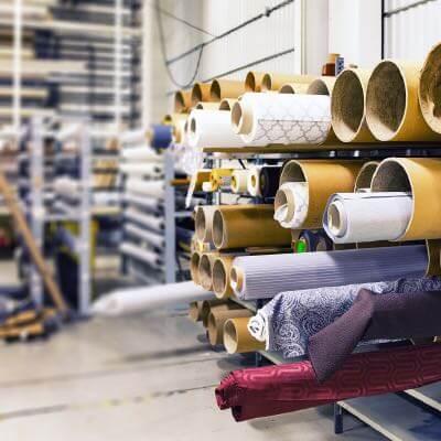 Boden Der Textilindustrie