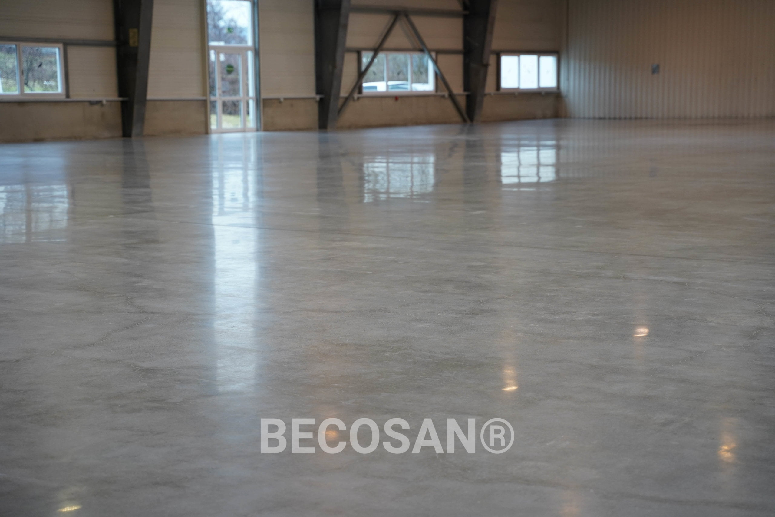 Etc Connect Warehouse New Concrete Floor00013
