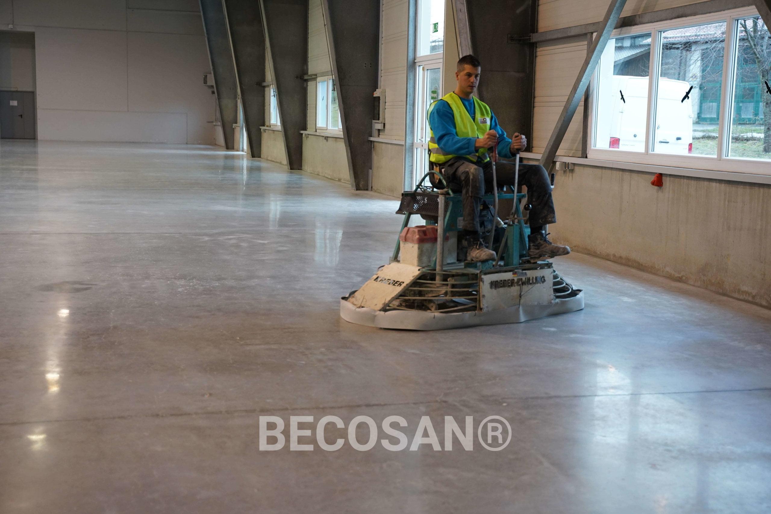Etc Connect Warehouse New Concrete Floor00014