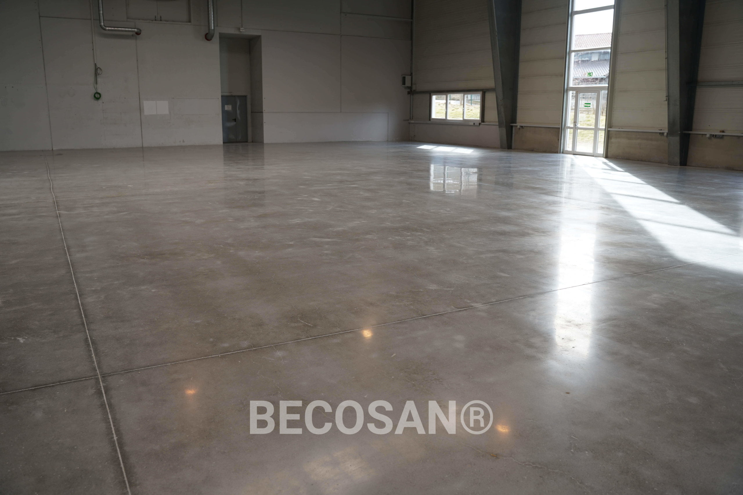 Etc Connect Warehouse New Concrete Floor00019