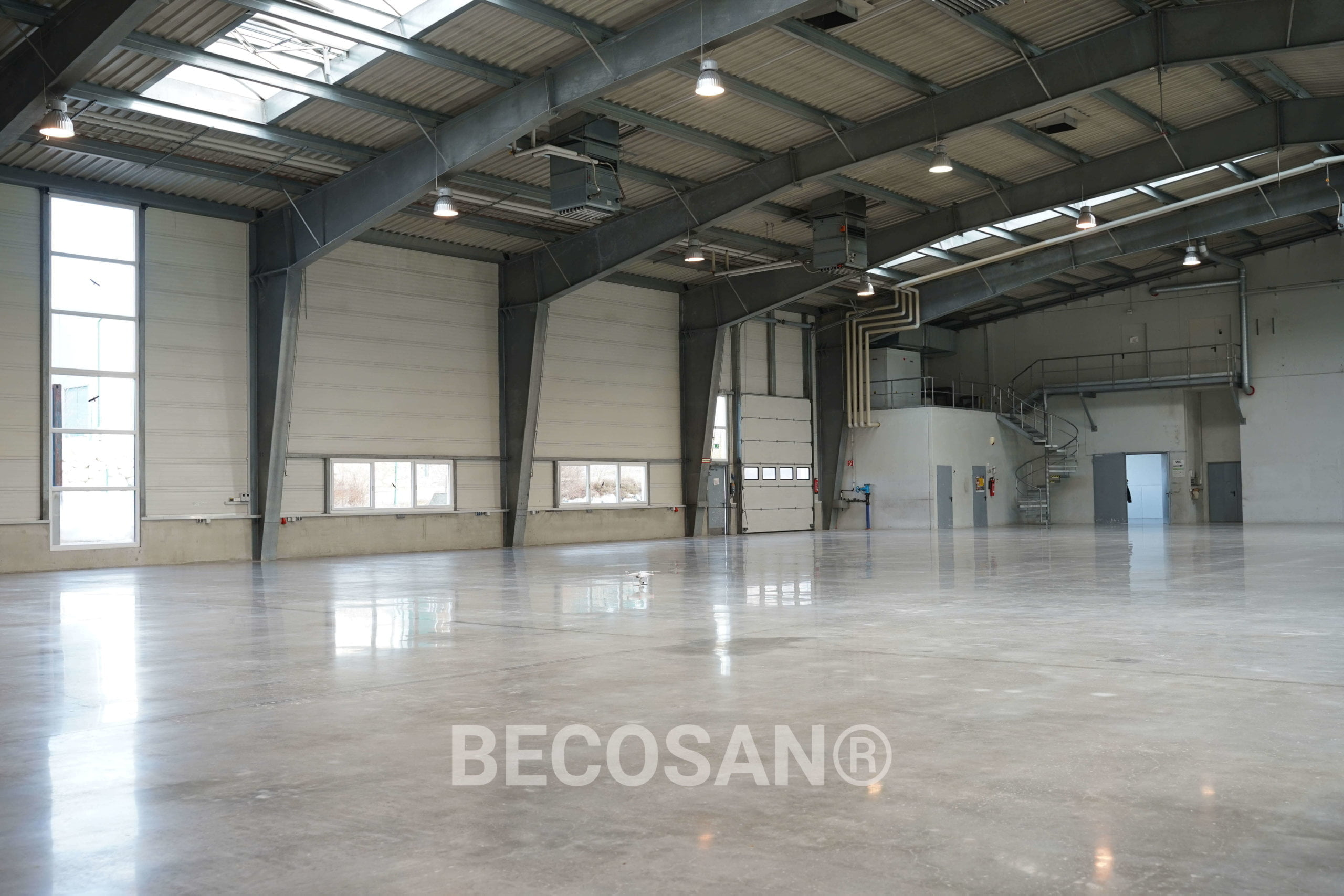 Etc Connect Warehouse New Concrete Floor00022