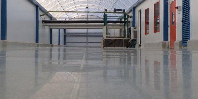 Pavimenti Per Settore Industriale