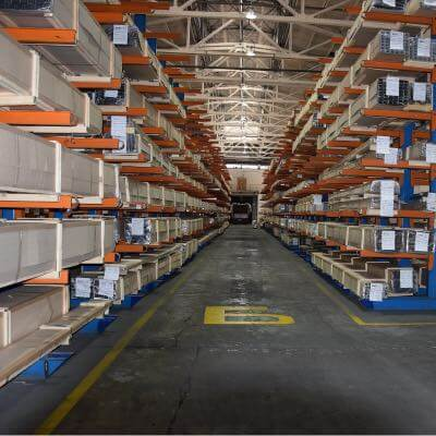 Planchers Industrie Métallurgique