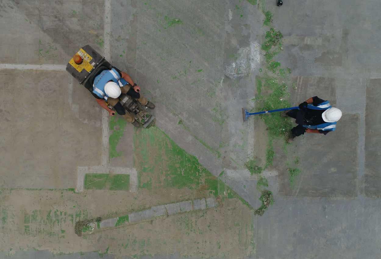 Ristrutturazione Pavimenti In Resina Epossidica