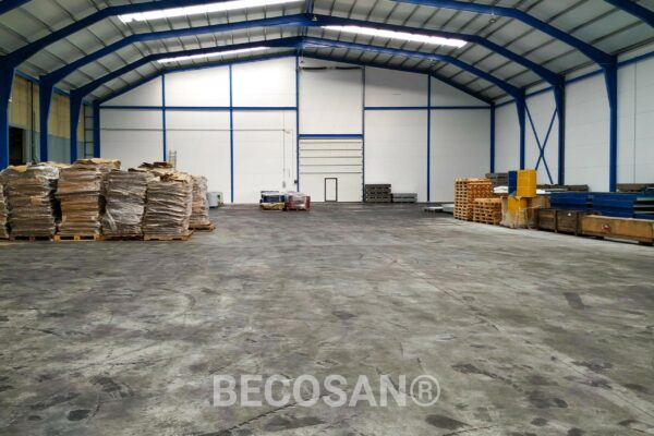 Tyre Marks Problem Warehouse Concrete Floor 01