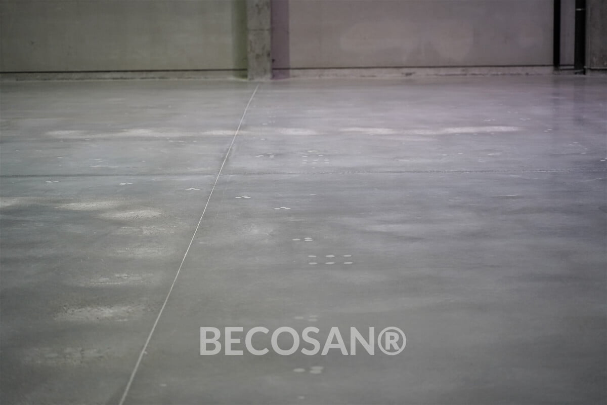 Warehouse Concrete Floor Refurbishment 13