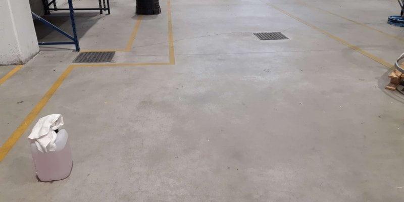 beton lisse finitions