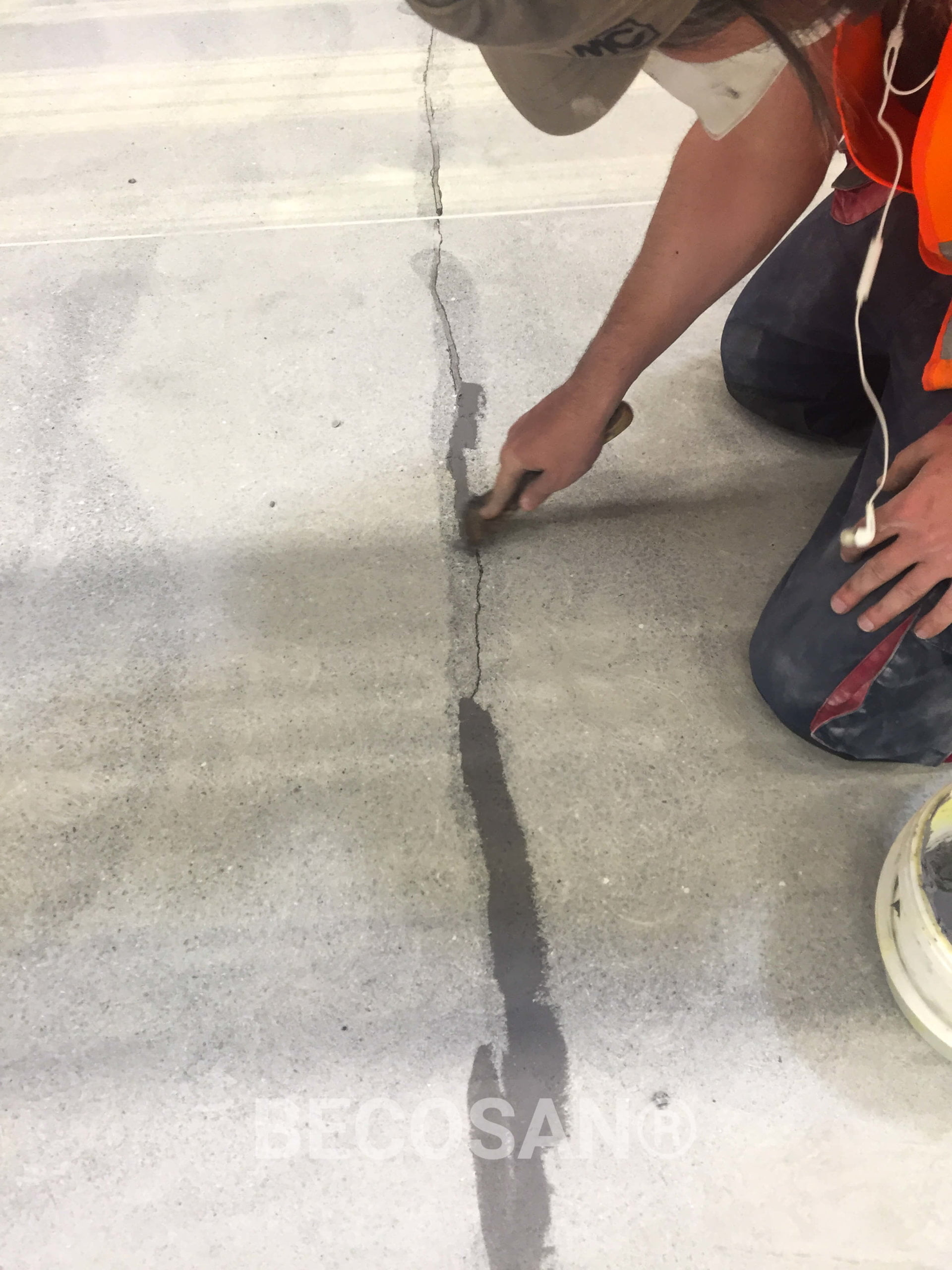 concrete joint filler