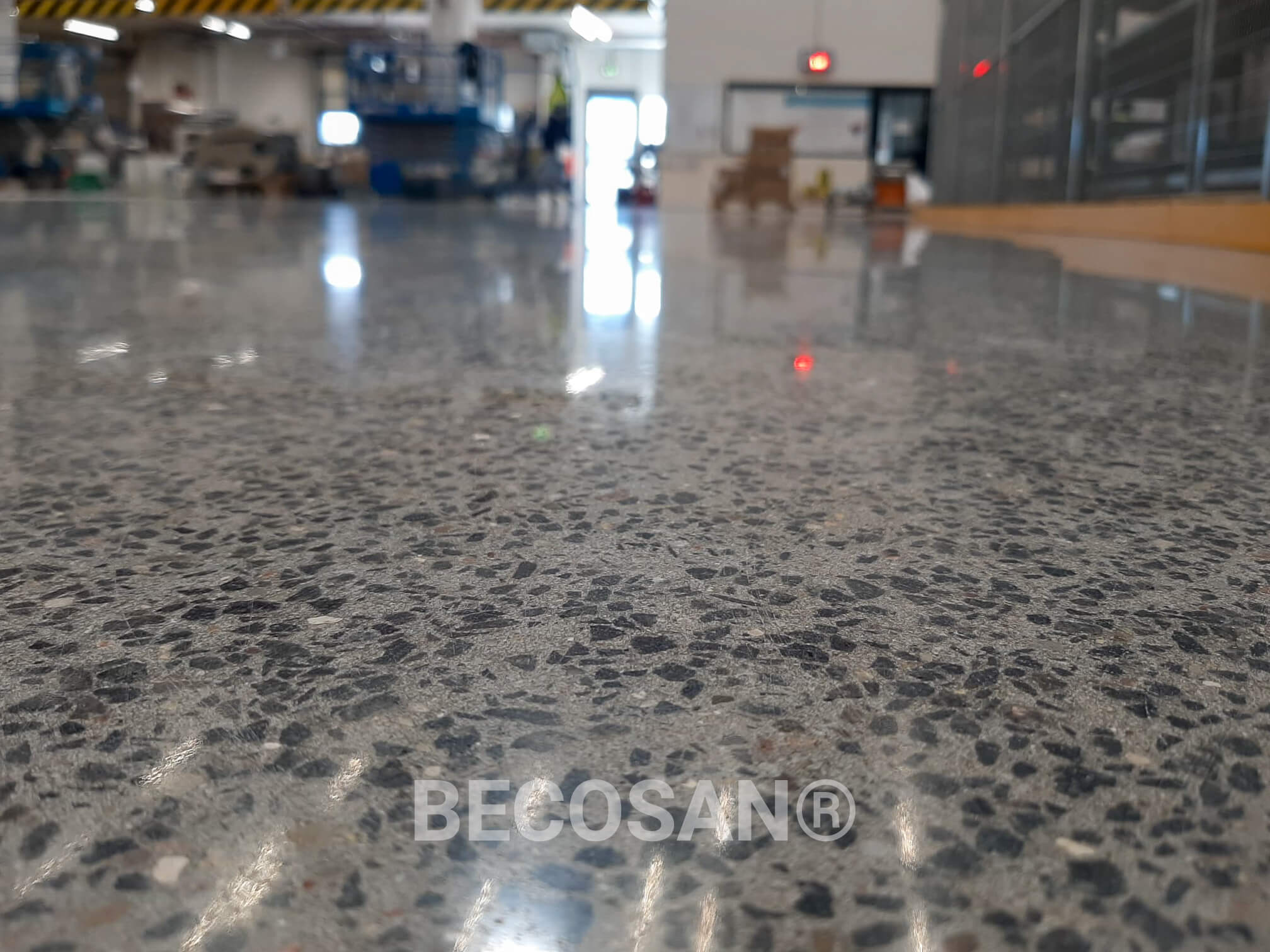 concrete floor refurbishment - COLOPLAST DISTRIBUTION GMBH-14