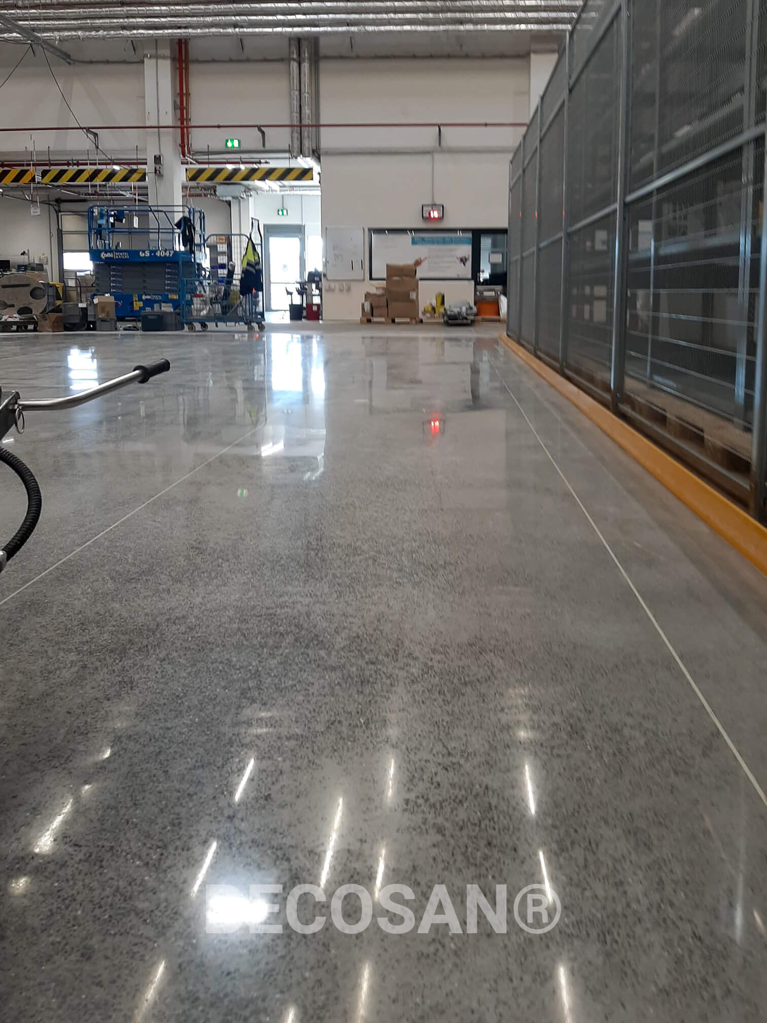 renovate flooring concrete