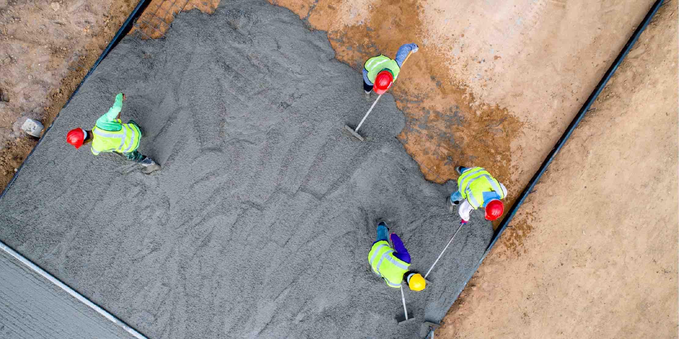 Pavimenti in cemento armato