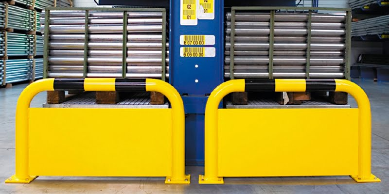 Barreras Anti Empotramiento Industrial