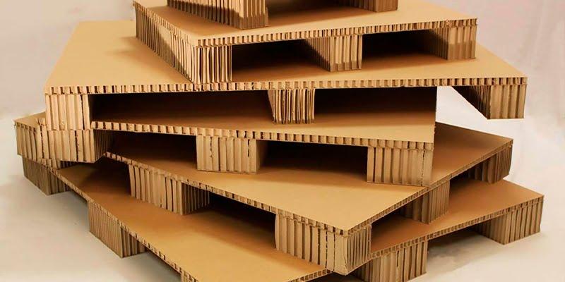 Pallets De Carton