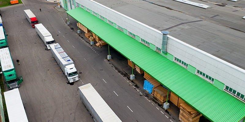 Centros Logisticos