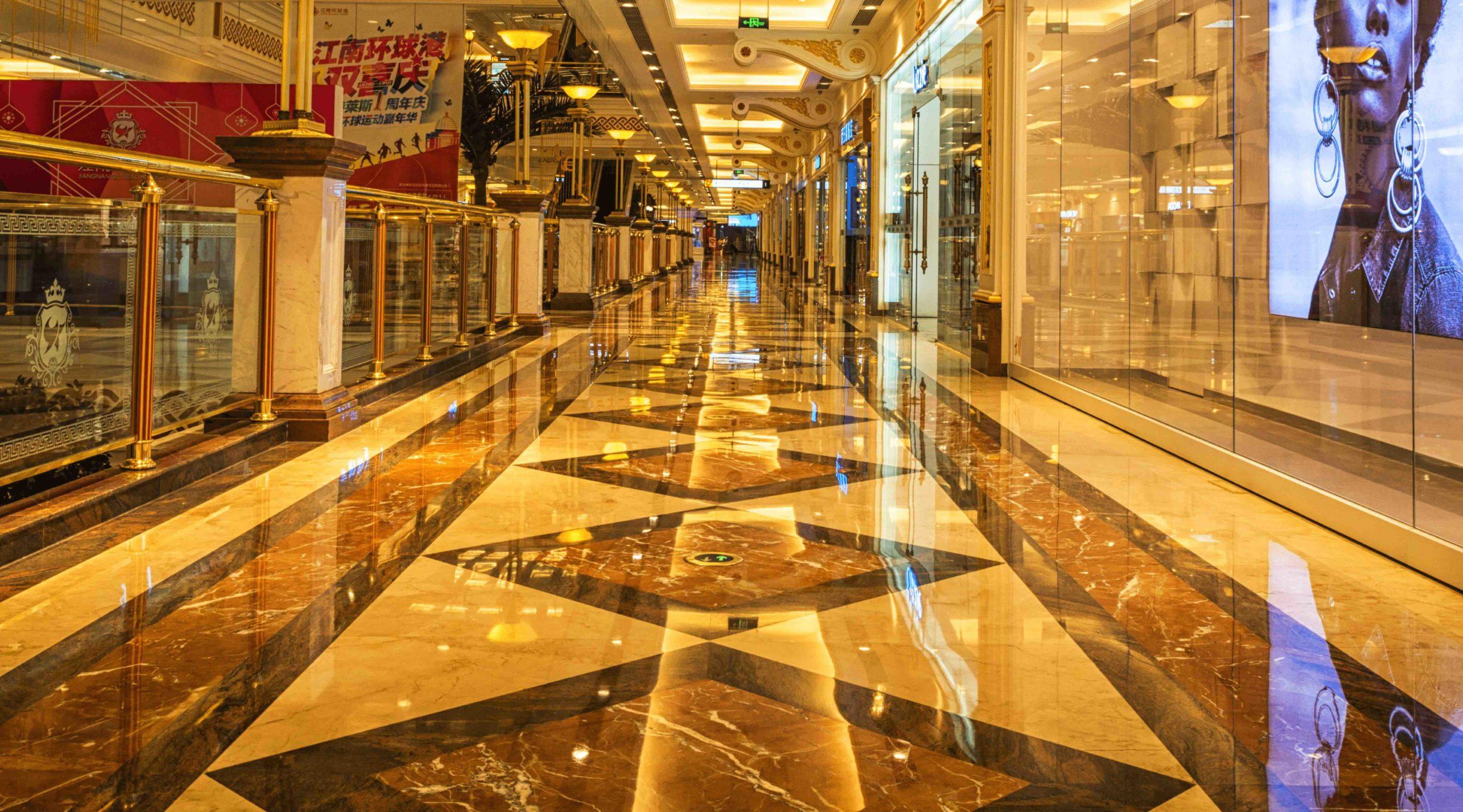 Diamond Polished Floors