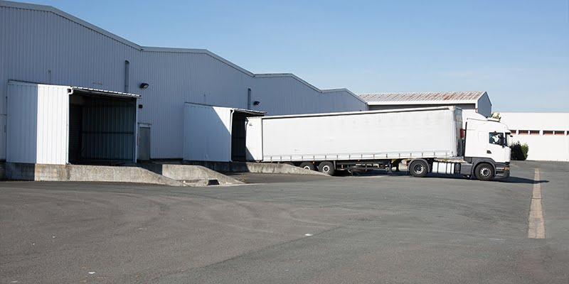 Requirements of a loading dock
